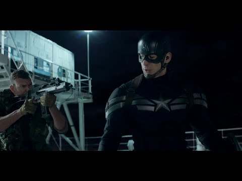 Captain America The Winter Soldier - Extended Opening Scene - OFFICIAL Marvel | HD