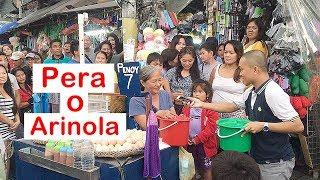 PERA O ARINOLA: Balot Vendor (Jackpot Winner?)
