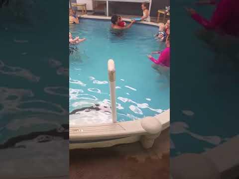 Swiming lesson