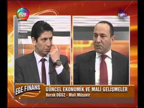 Ege Tv-Ekonomik Durgunluk & İşsizlik Ödeneği & Denetimler-I