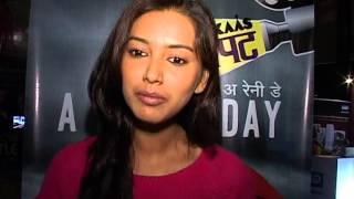 Pallavi Subhash talking about Marathi movie A Rainy Day