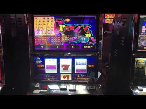 Choctaw Durant Crazy Cherry Slot Machine Red Screens And Good Wins! Max Bet Long Play Oklahoma Fun!!