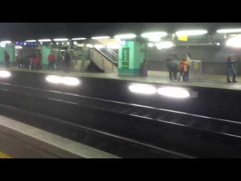 Mong Kok East Rail Station - Longest Commuter Train