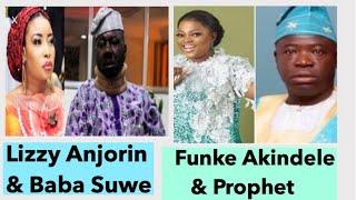 Funke Akindele amp Prophet Drama  Lizzy Anjorin amp Baba Suwe Drama