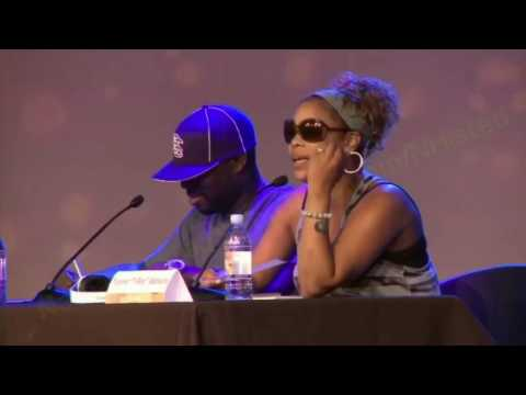 "Extremely RARE Tionne ""T-BOZ"" Watkins interview 2010"