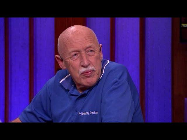 Verdrietig: incredible Dr. Pol slaapt eigen hond in - RTL LATE NIGHT