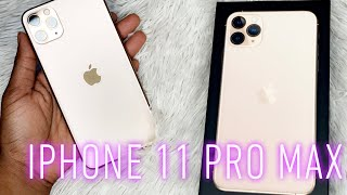 Unboxing My Brand New iPhone 11 Pro Max🥳