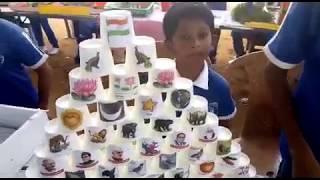 Maurya Public School Science Exhibition 2018