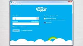 Learn how to create a Skype account in 2 minutes