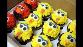 Cupcake Ideas: Sesame Street