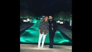 DRAKE Gives a TOUR of his TORONTO MANSION & his Son