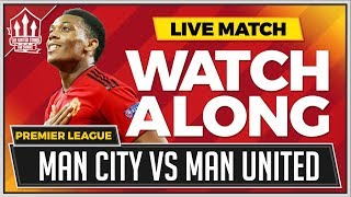Manchester City 3-1 Manchester United LIVE Stream Watchalong