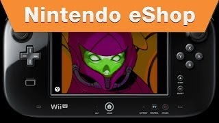 Nintendo eShop - Metroid Fusion on the Wii U Virtual Console
