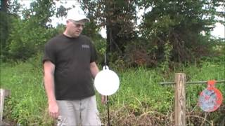 bullseye metals ar500 steel plate firearms target review