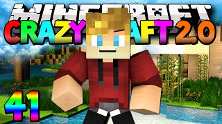 "Minecraft Mods *FACECAM SPECIAL* Crazy Craft 2.0 ""MY HOUSE!"" Modded Survival #41 w/Lachlan"