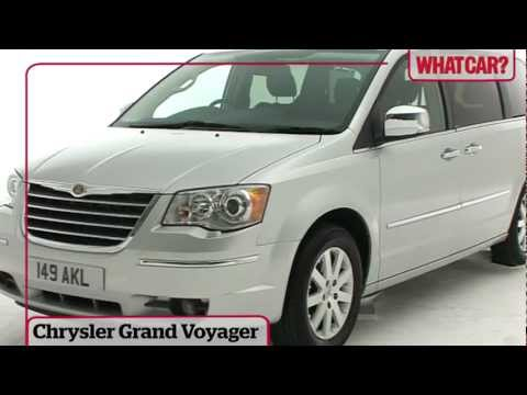 chrysler grand voyager review what car youtube. Black Bedroom Furniture Sets. Home Design Ideas