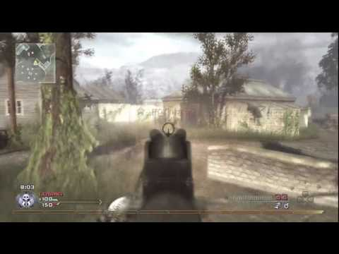 MW2: FFA 30-2 Overgrown (Introduction Commentary)