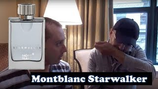Mont Blanc Starwalker with Sebastian and Lanier