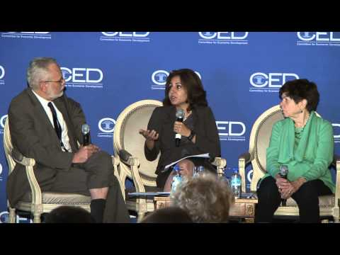 CED's 2014 Fall Policy Conference: The Great Economic Debate