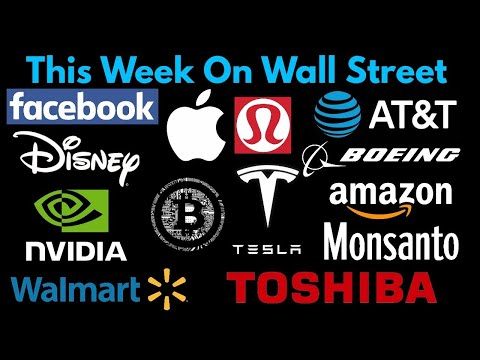 This Week On Wall Street (April 2, 2018 To April 8, 2018)