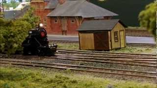 Switching the Coal Mine- SLMRC Bachmann Alco 2-6-0 with Tsunami Sound