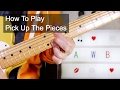 'Pick Up The Pieces' Average White Band Guitar Lesson