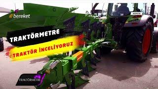 Traktörmetre Fuar Özel - Fendt / 16.Konya Tarım Fuarı