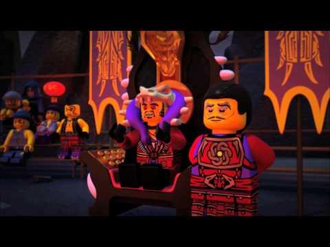 LEGO Ninjago - Turnaj živlov (Slovensky)