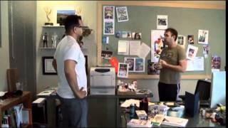 """Trey Parker Does Mr. Mackey Voice - South Park """"6 Days To Air"""""""