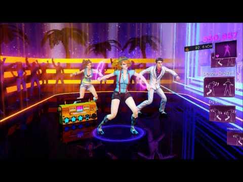 Dance Central 3 - Evacuate the DanceFloor - (Hard/Gold Stars) (DC1)
