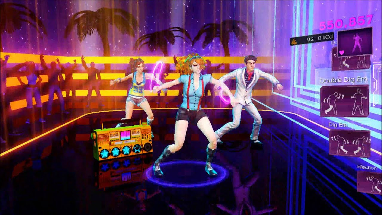 Dance Central 3 - Evacuate the DanceFloor - (Hard/Gold ...