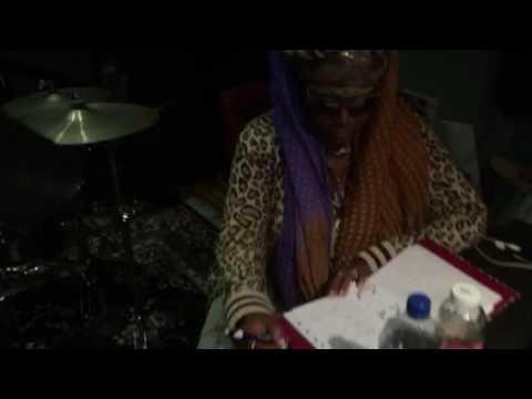 Ladee Dred Album Vocal Session 7/16/16 part 3