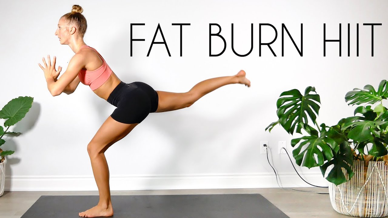 10 Min Full Body Fat Burn At Home Hiit Workout