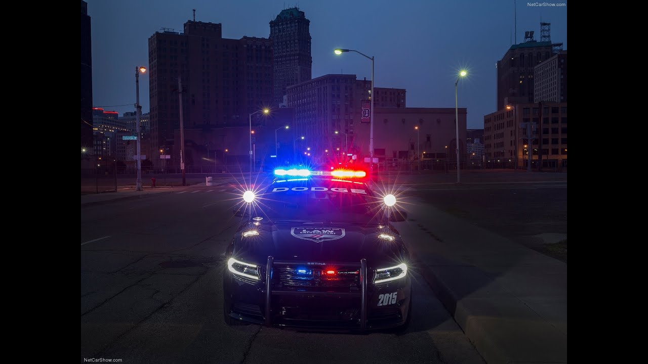 2015 Dodge Charger Pursuit Police Dodge Charger Srt
