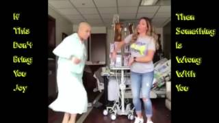 Funny Cancer Patient Must Watch And Appreciate Her