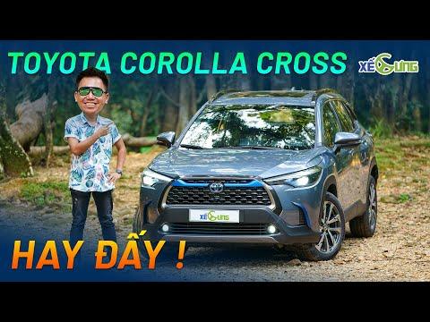 Đánh giá Toyota Corolla Cross: Tất cả những gì bạn muốn biết về chiếc xe đặc biệt này