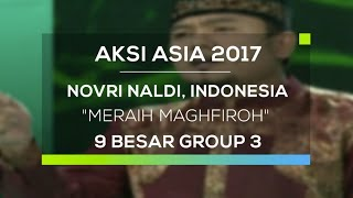 Novri Naldi, Indonesia - Meraih Maghfiroh (Aksi Asia - Top 9 Group 3)