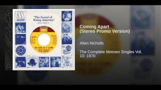 Play Coming Apart [Stereo Promo Version]