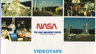 1985 VHS - NASA - The Space and Rocket Center