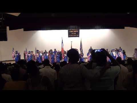 Clara Barton High School Graduation 2019