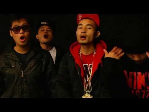 KAREN HIP HOP SONG 2014 -FT- CROWN OF KINGS---ONEBOO ,ONE-G POWER