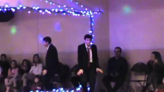 """Nir - Mister lover-lover (Mr. Bean style - """"Quartier Latin"""" new year concert)"""