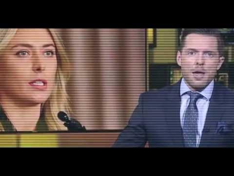 🎾Andy Murray Gregor Dimitrov Marin Cilic Nick Kyrgios Talk Maria Sharapova Tennis Doping Ban 13.06