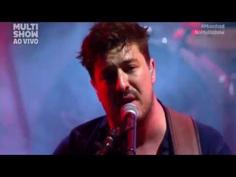 Mumford & Sons - Below my Feet (Lollapalooza 2016)