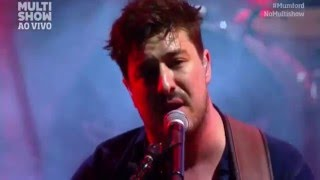 Mumford & Sons - Below my Feet (Lollapalooza 2016)
