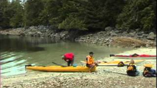 Planning A Sea Kayak Trip