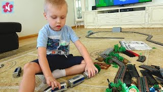 The Train/ Toy Train for Kids/ Toy video for Kids