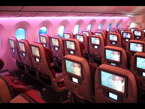 BACK IN TIME | OLD DOHA AIRPORT-ZURICH | QATAR AIRWAYS | ECONOMY | B787