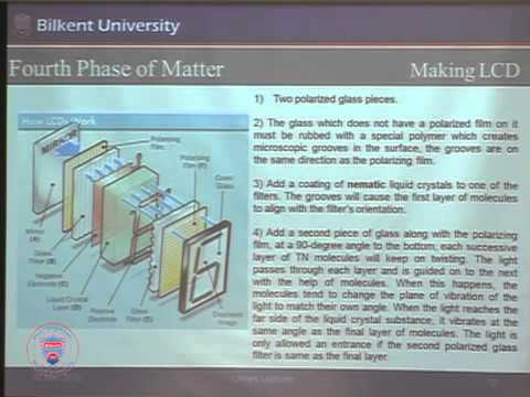 The Fourth Phase of Matter: Liquid Crystals
