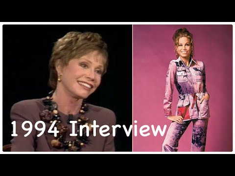 Download Mary Tyler Moore Interview on Charlie Rose (1994)